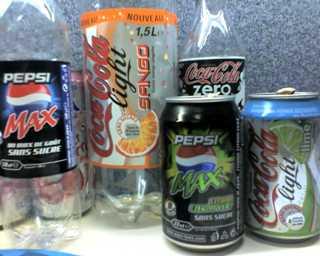 Foreign Sodas