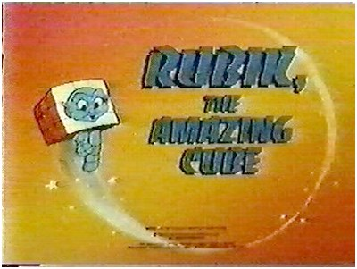 Rubik The Amazing Cube