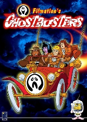 Filmation GhostBusters DVD