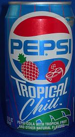 Pepsi Tropical Chill
