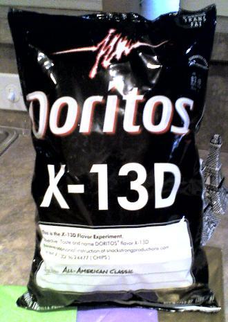 Doritos X13D