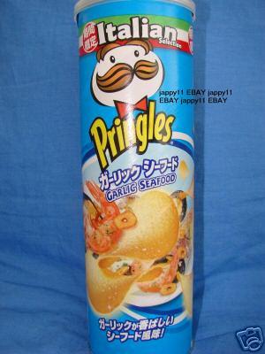 Seafood Pringles