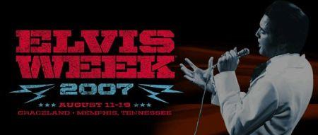 Elvis Week Banner