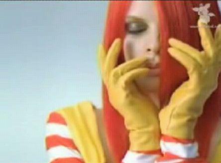 mcdonalds clown