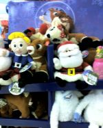 Rudolph dolls