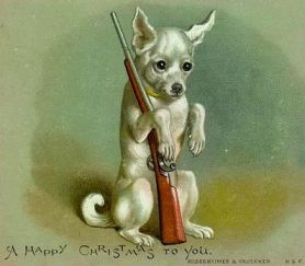 Chihuahua Rifle Card
