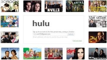 Hulu Video Site