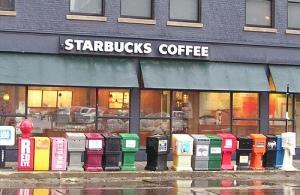 Starbucks in Chicago