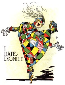 patchwork girl dignity