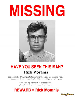 Missing Rick Moranis