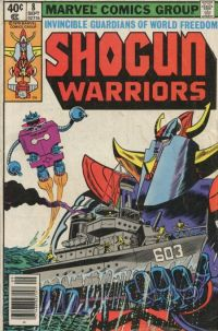 Shogun Warriors 08