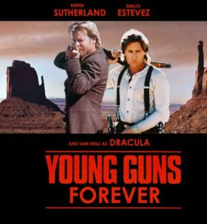 Young Guns Forever poster 2