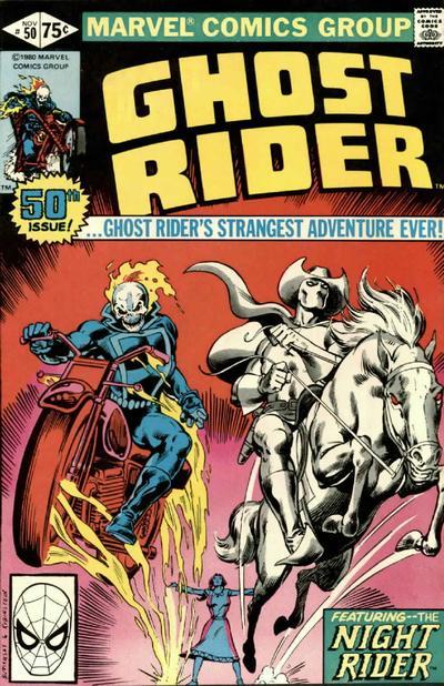 Ghost Rider 50