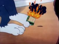 Tom and Jerry - Invisible Mouse 009