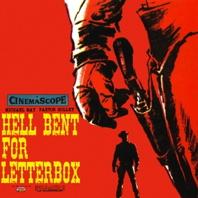 Hell Bent for Letterbox cover art LG
