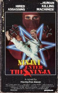 Ninja 1 - Enter the Ninja movie novelization