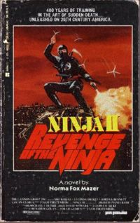 Ninja 2 - Revenge of the Ninja movie novelization