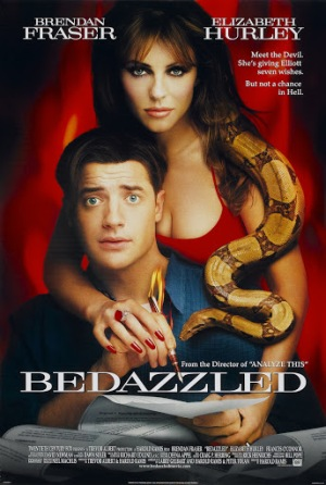 Bedazzled 2000 poster